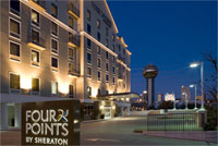 Four Points Sheraton, Knoxville TN