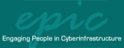 Engaging People in Cyberinfrastructure