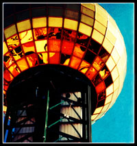 Sunsphere, Knoxville TN